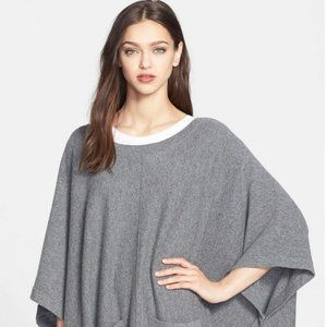 Cashmere Poncho Nordstrom collection OS